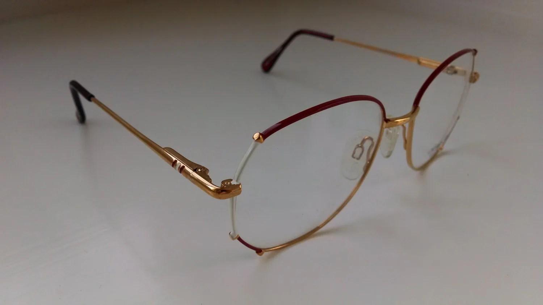 Vintage Eyeglass Frames Sophia Loren Glasses 1980s ...