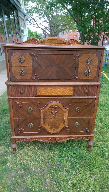 how to clean ornate wood furniture