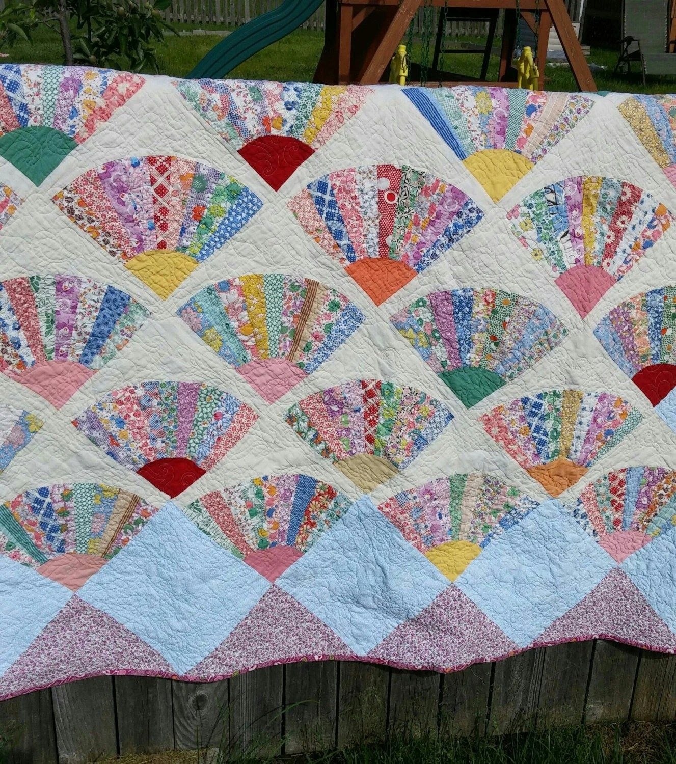 King Size Quilt Top