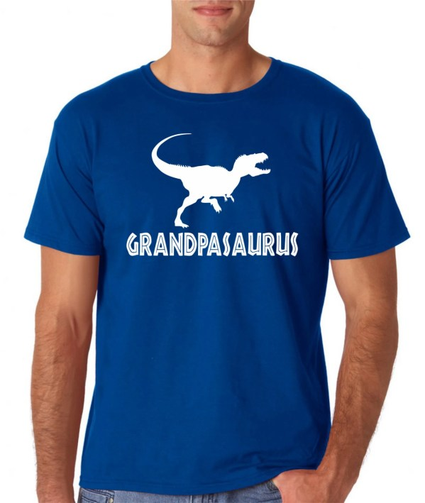 Grandparent Gift Personalized Tshirt Fathers Day shirt Grandad