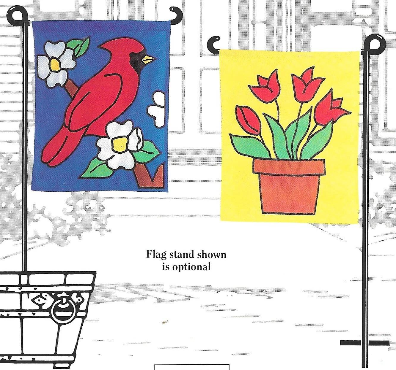 Design My Own Garden Flag