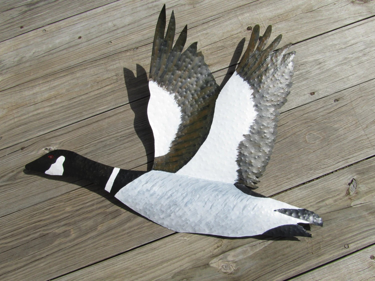 Items similar to Metal Canadian Goose Outdoor Wall ... on Backyard Decor Canada id=28742