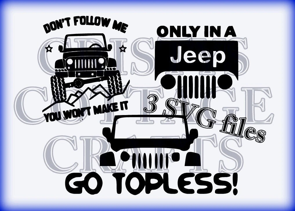 Download jeep svg files