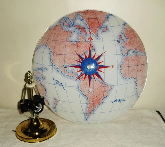 Replacement Globe Pendant Light Fixture