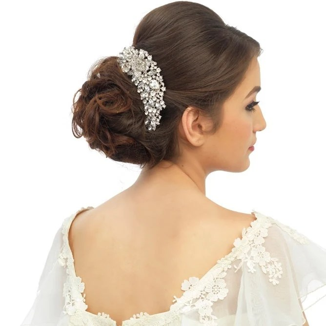 Hair Jewelry For A Wedding 30 Bridal Hair Jewelry Ideas