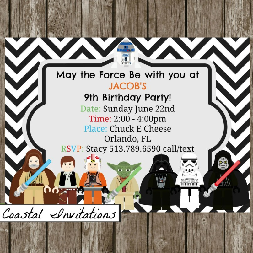 Free printable lego star wars party invitations invitationjpg star wars lego birthday invitations free printable invitation design filmwisefo