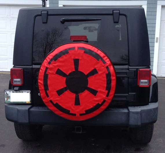 Design Your Own Jeep Tire Cover