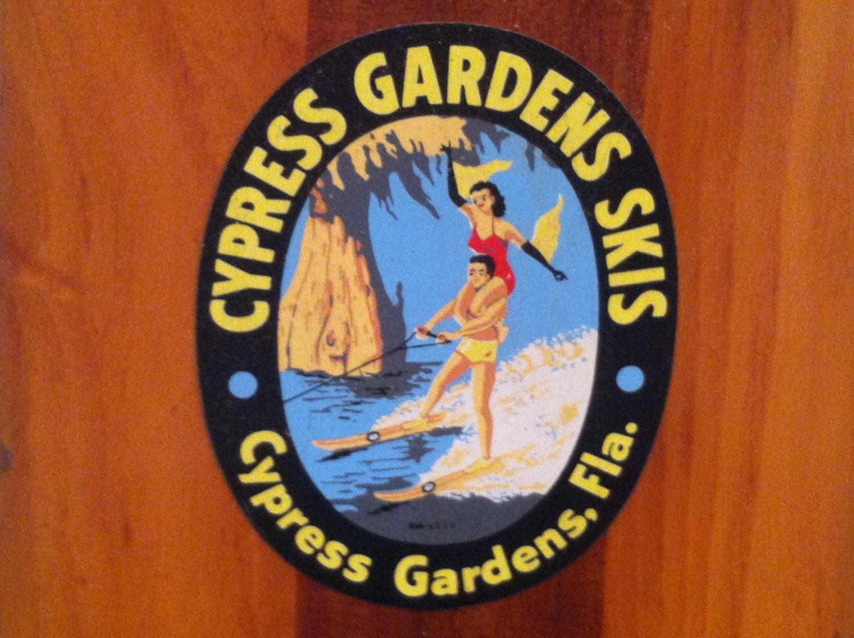 Cypress Gardens Water Skiing