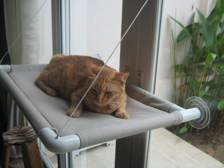 Window Cat Bed Cat Bed Cat Cot Cat Hammock Cat By Byadissara