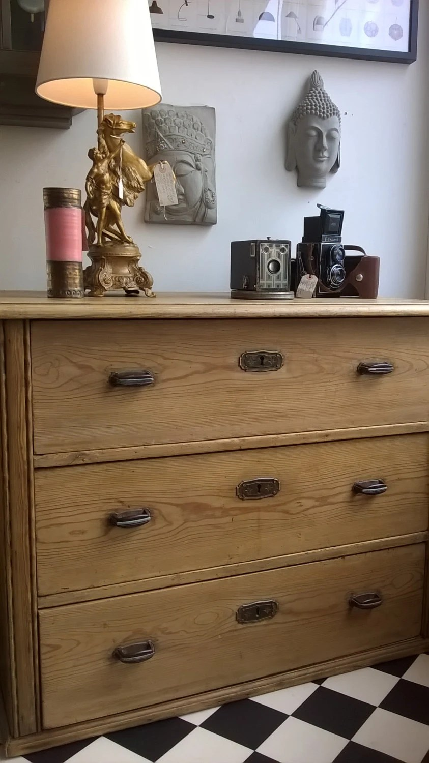 pine chest of drawers vintage wood chest of draws living room