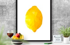 Brand New Lemon Kitchen Decor That You Have To See