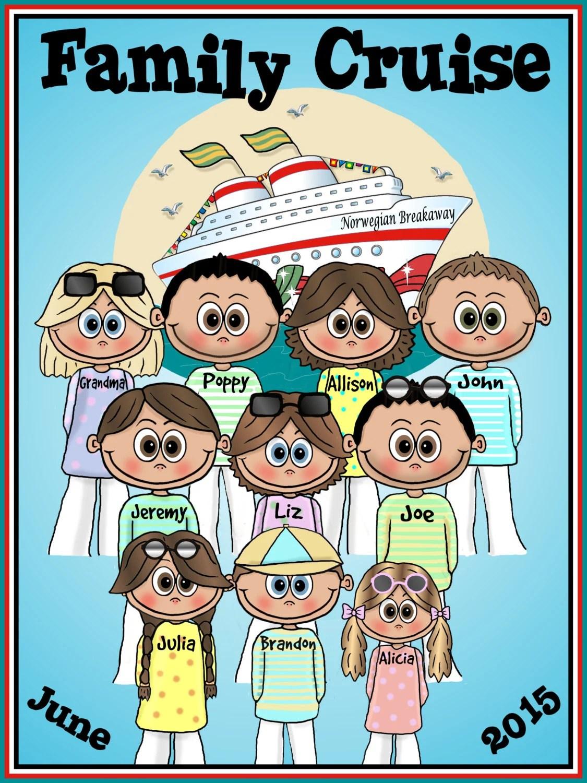 Cruise Shirts Vacation Family Carnival