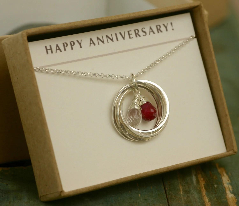 Gift Wedding Anniversary 5th