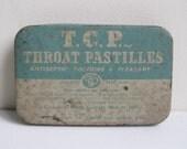 Vintage metal tin - colle...