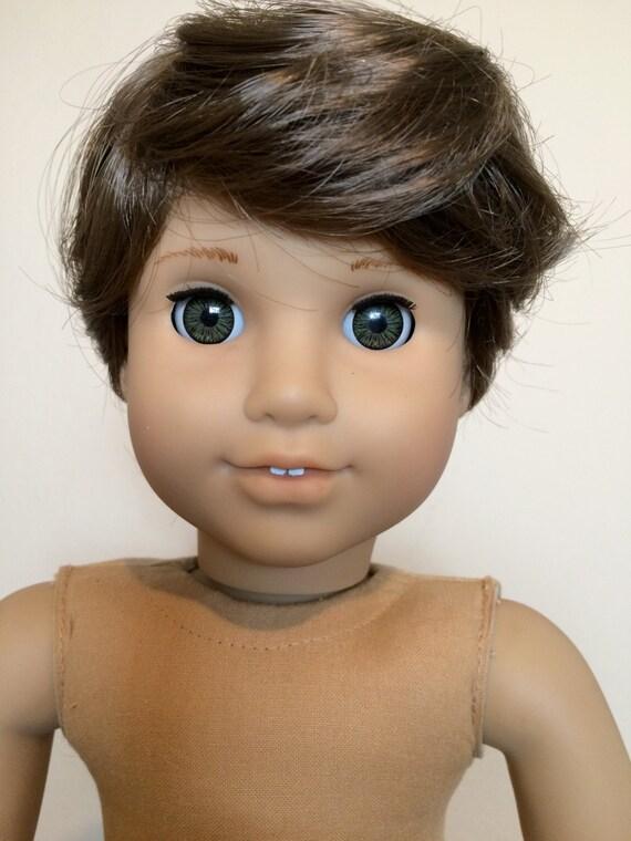 Boy Light Brown Hair