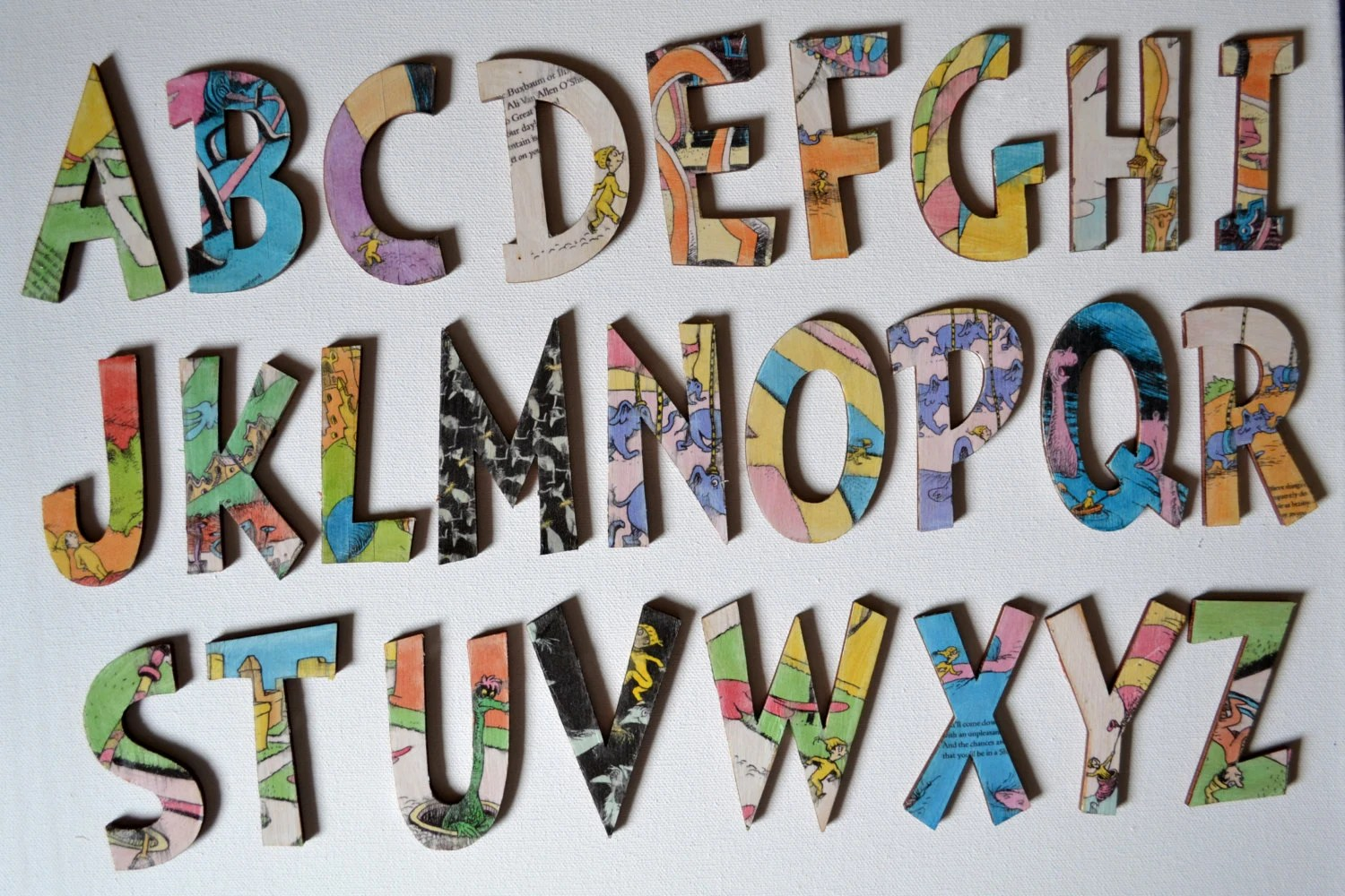 Oh The Places You Ll Go Dr Seuss S Alphabet By