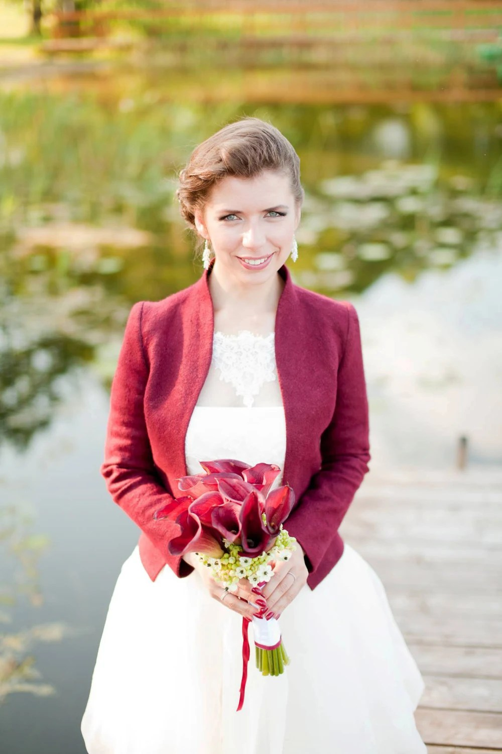 Fall Wedding Jacket
