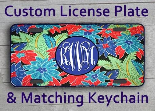Cute license plates | Etsy