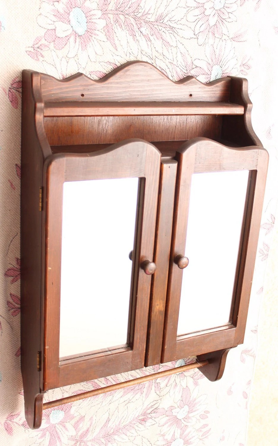 Wood Bathroom Medicine Cabinets