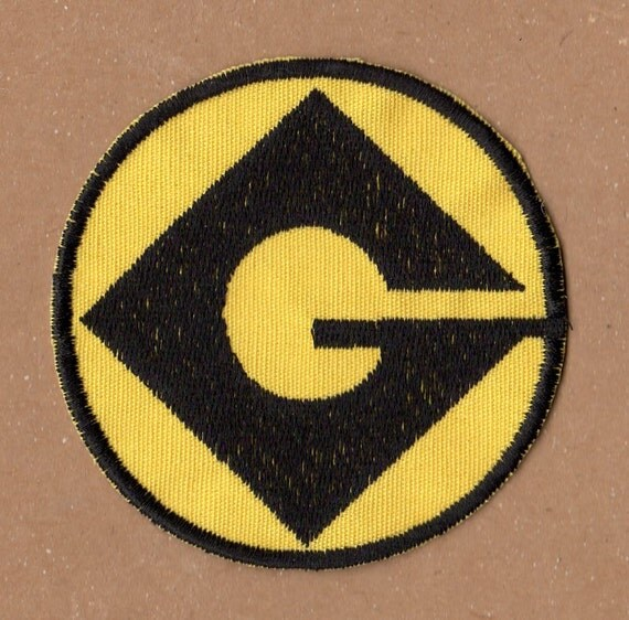 Despicable Me Gru Symbol S On