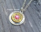 45 Cal Charm Necklace