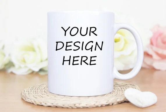 Mug Mockup Mockup Mug Blank White Coffee Blank Mug