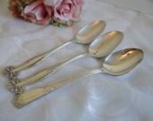 Antique Silverplate Servi...