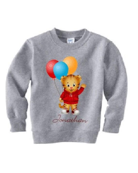 Daniel Tigers Neighborhood Clothes