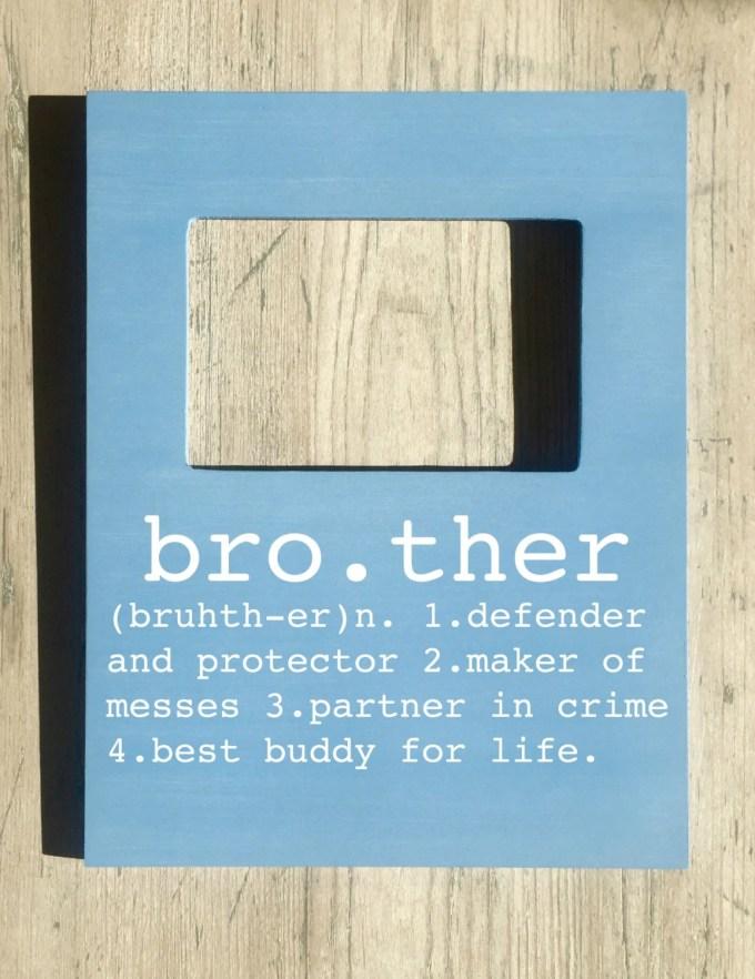 Big Sister Little Brother Photo Frames | Frameimage.org