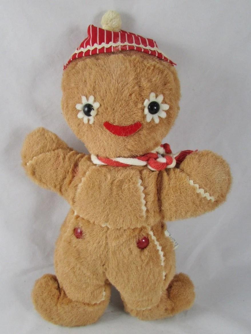 Knickerbocker Plush Dolls