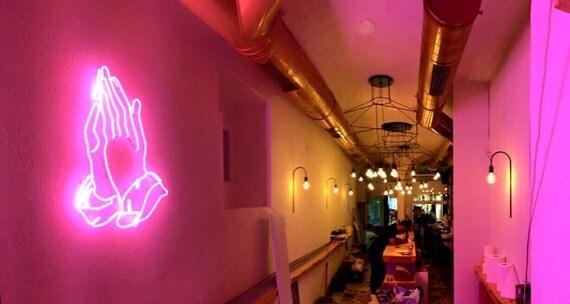 FUNK Minimal Wall Light Lamp Light In Industrial Restoration