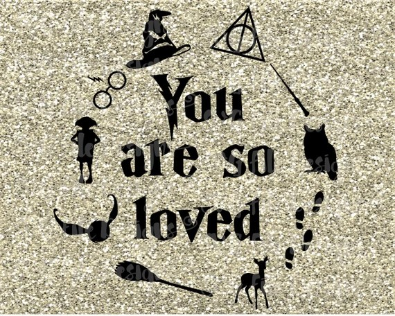 Download Harry Potter You Are So Loved Hedwig Patronus by ...