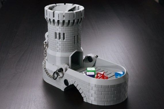 what is a dice tower