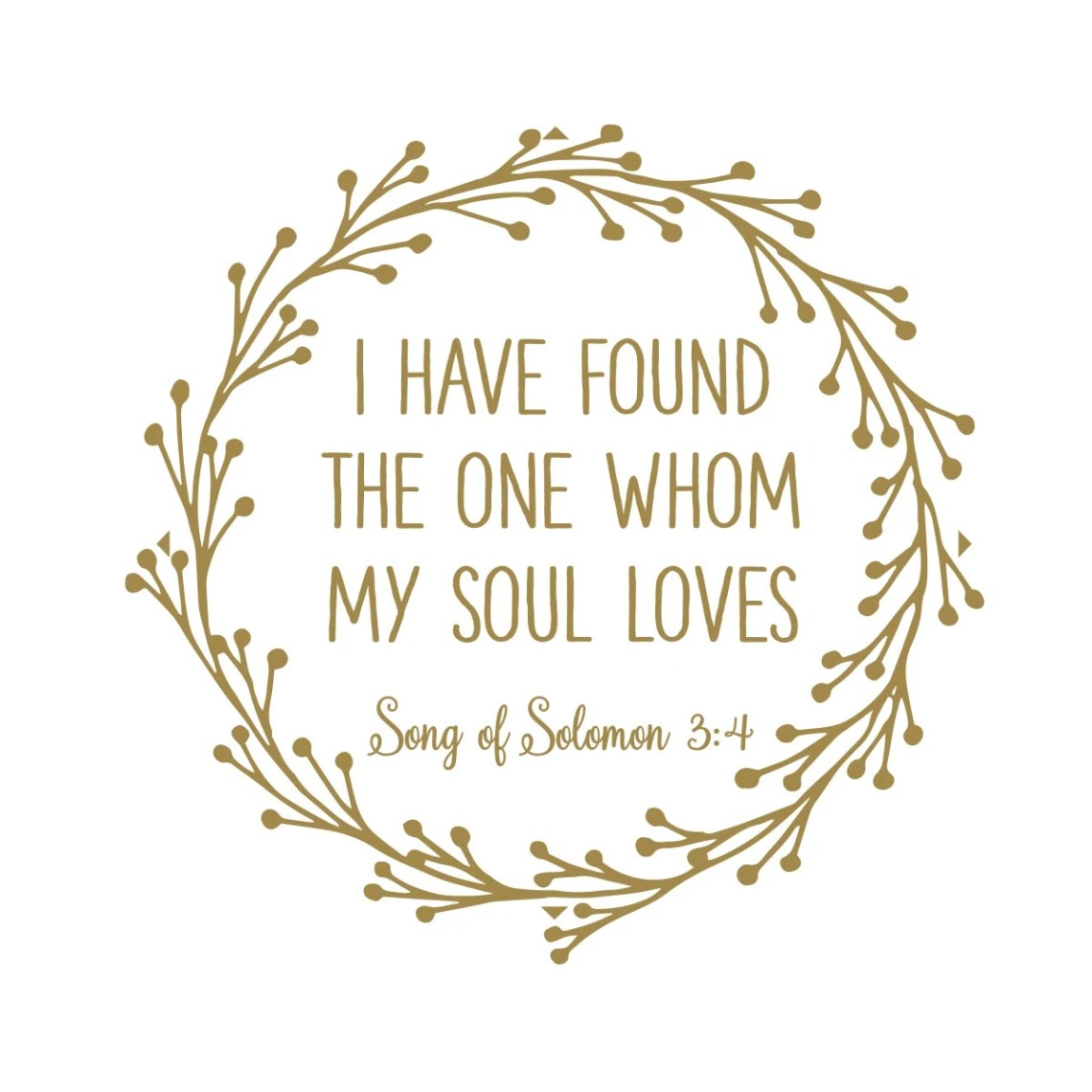 Download Song of Solomon | I Have Found the One Whom My Soul Loves ...