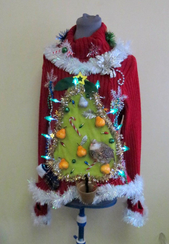 Christmas Sweaters Light