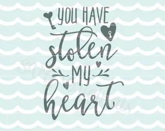Download Valentine Love SVG Vector file. Let love sparkle by ...