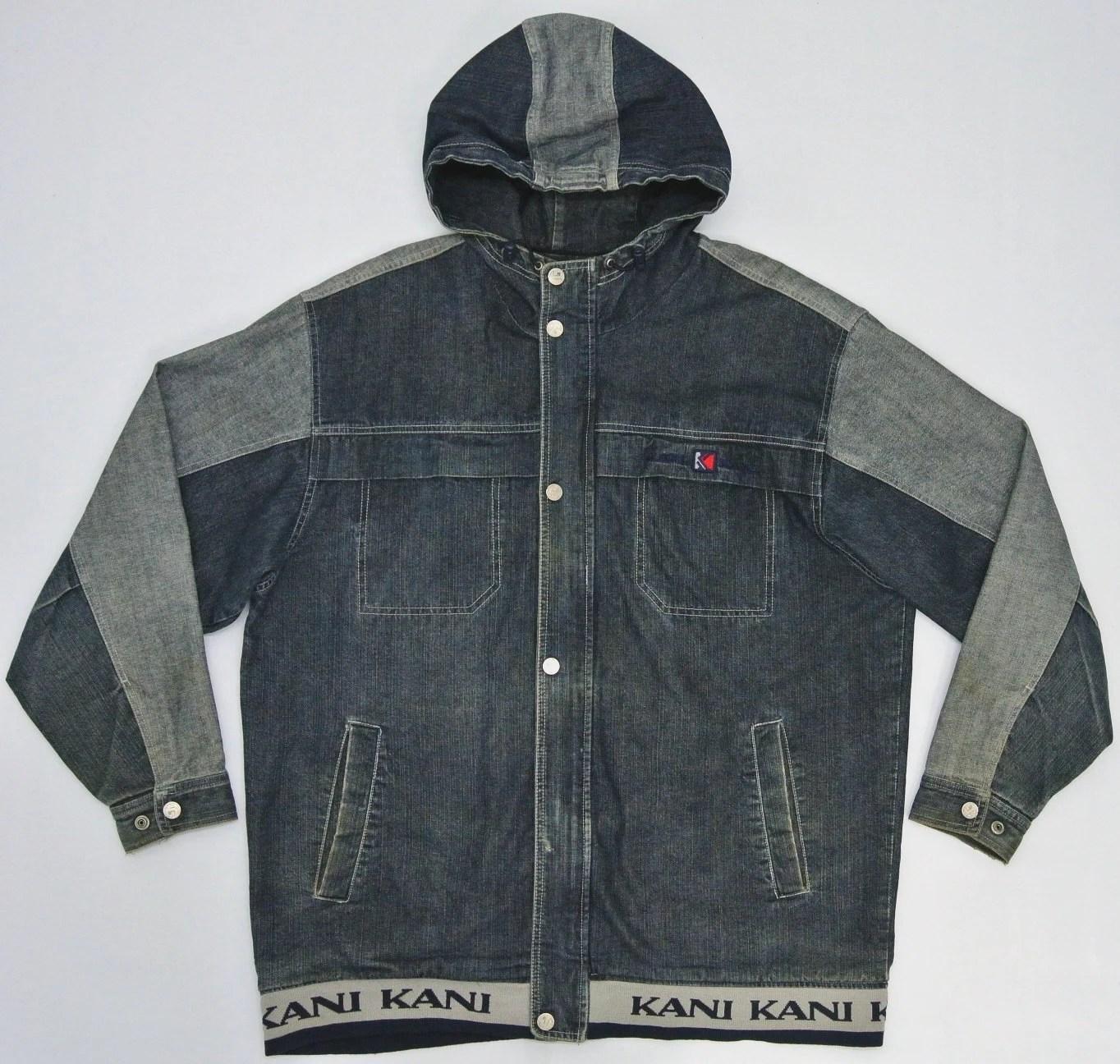 Kk2 Karl Kani Denim Jacket