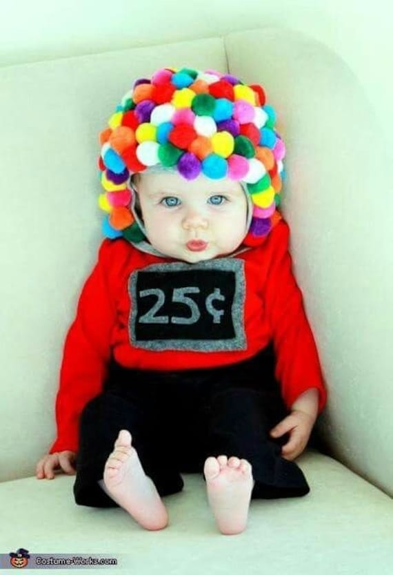 This option comes with the vest and hat; 20 Impossibly Cute Halloween Costumes For Babies Toddlers