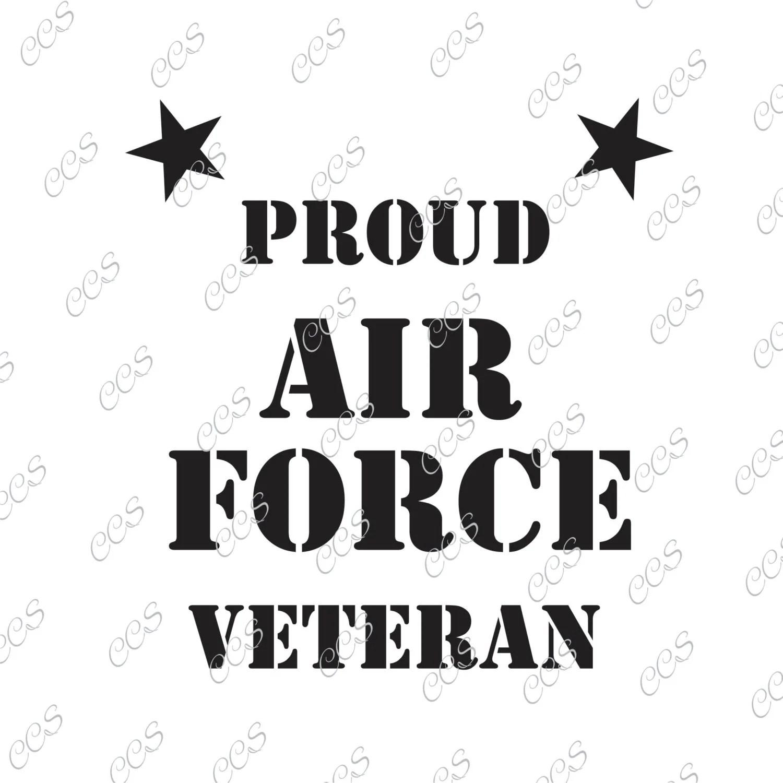Air Force Veteran Veteran Usa U S Air Force Vector