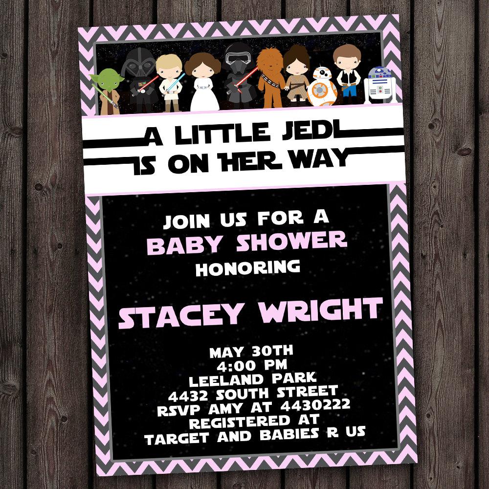 Custom Baby Boy Shower Invitations