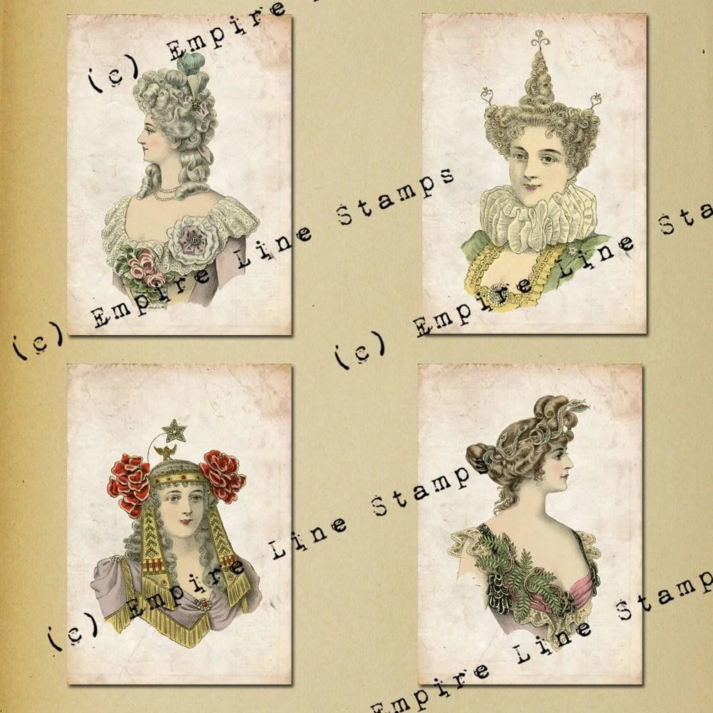 Antique Fancy Dress #2 3....