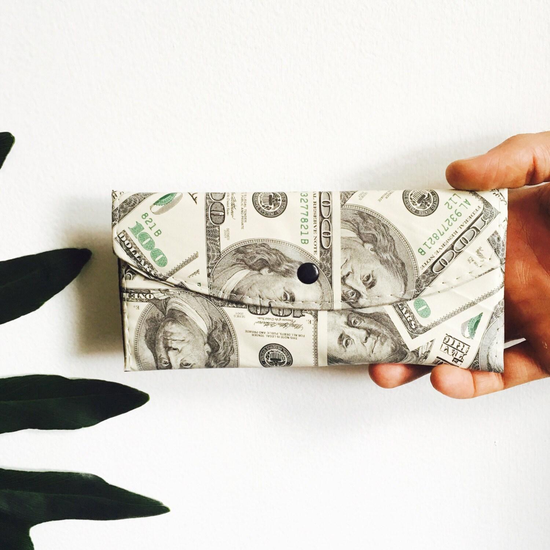 Money Print Wallet