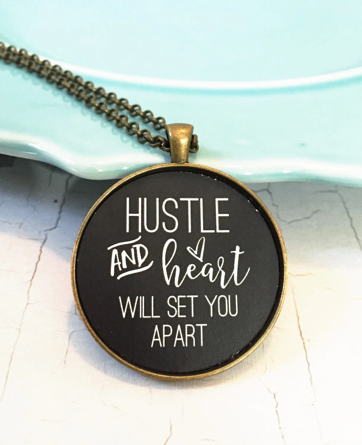 Hustle And Heart Quotes