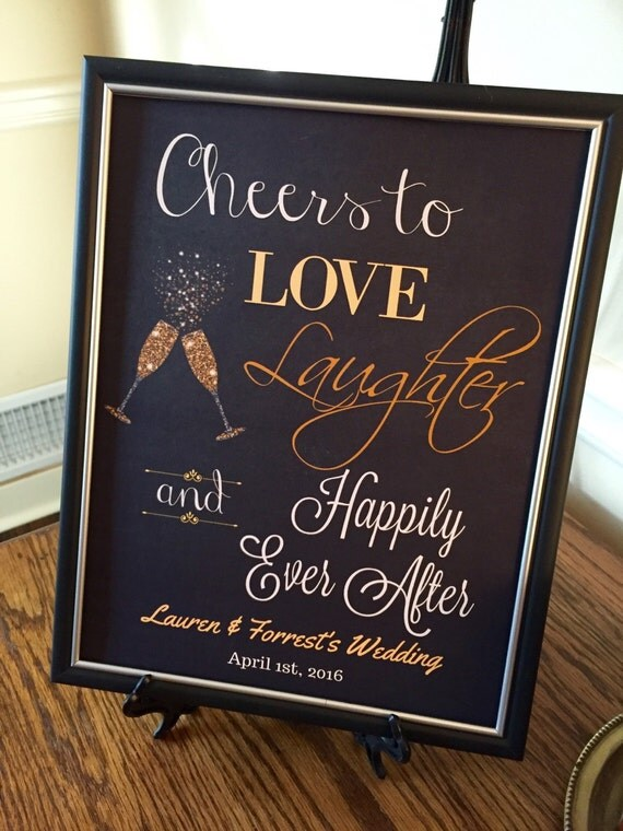 Download Cheers to Love Laughter and Happily Ever After. Available as