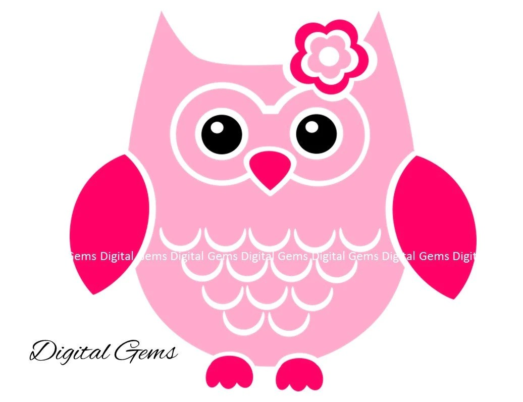 Download Owl SVG Cutting File for Cricut Design Space by DigitalGems
