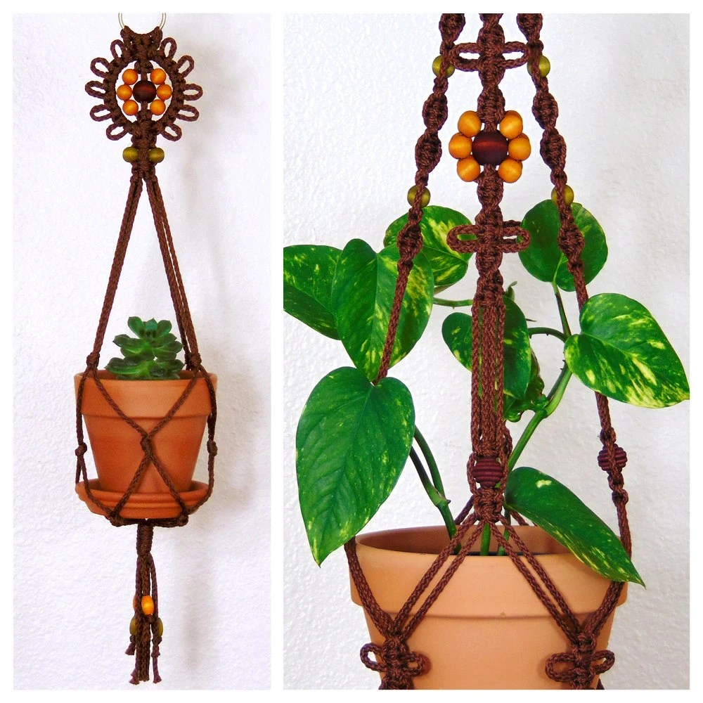 Indoor Hanging Plant Holder