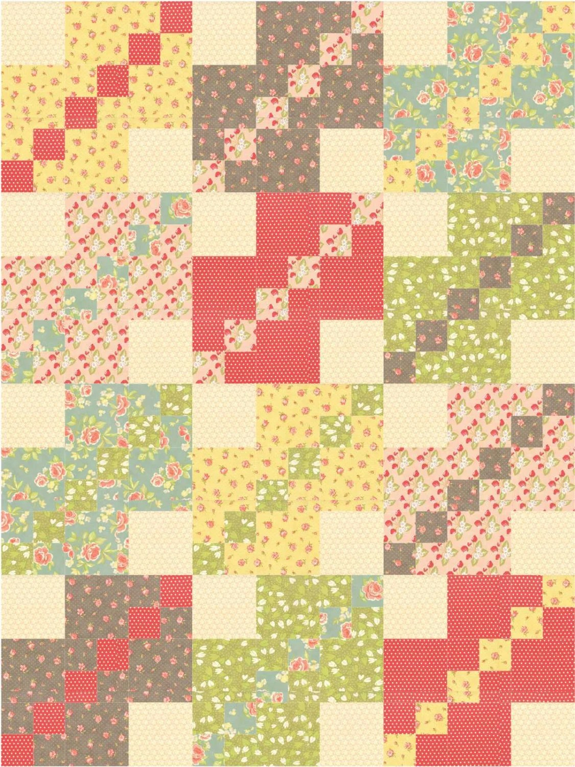 King Size Quilt Patterns Beginners