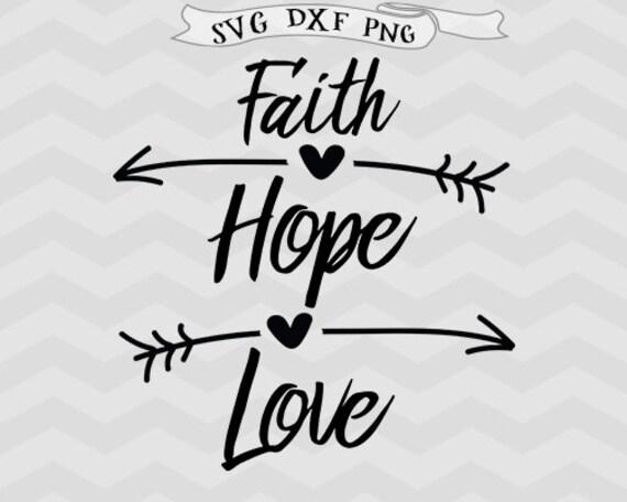 Download Faith svg Hope svg Love svg Easter svg Christian Svg believe