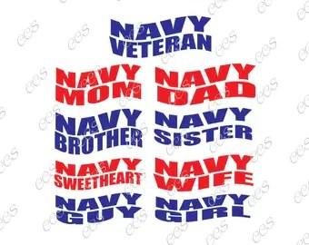 Download Navy wife svg   Etsy