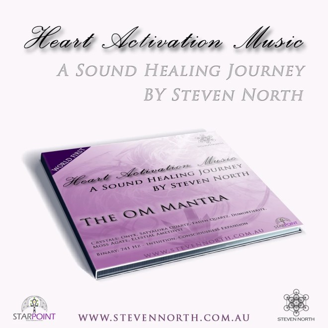 The Om Mantra - Crystalli...